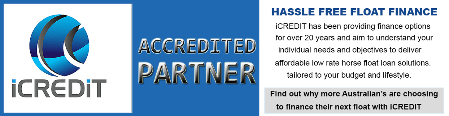 iCREDIT horse float finance, icredit float loans, 2hal loans, 3hal finance, sl finance, horse float loan calculator, online float loans